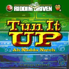 RIDDIM DRIVEN TUN IT UP AH NADDA NOTCH VOL 2 REGGAE LP VINYL NEW 33RPM