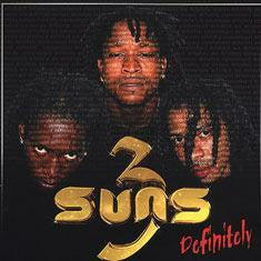 3 SUNS DEFINITELY HIP TO HOP SOCA LP VINYL NEW 33RPM