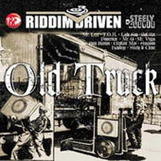 RIDDIM DRIVEN OLD TRUCK COMPILATION HALL LP VINYL NEW 33RPM