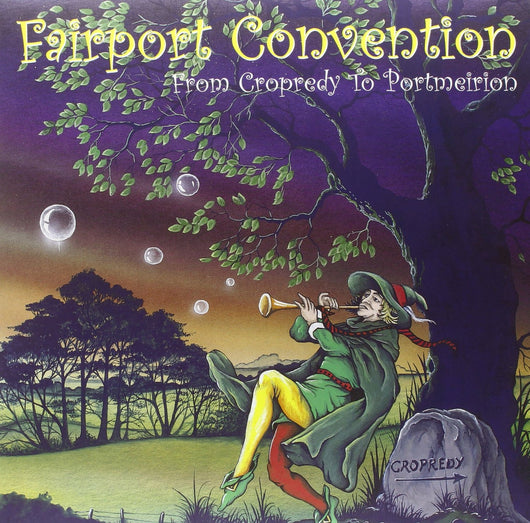 FAIRPORT CONVENTION FROM CROPREDY TO PORTMEIRION DOUBLE LP VINYL 33RPM NEW