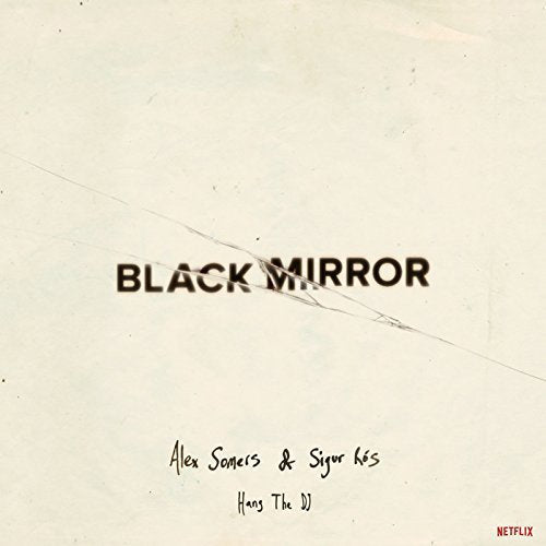 ALEX SOMERS SIGUR ROS Black Mirror Soundtrack VINYL LP NEW 2018