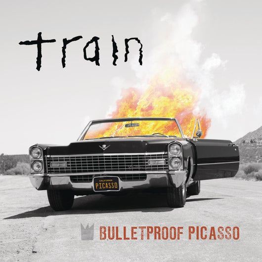 TRAIN BULLETPROOF PICASSO LP VINYL 33RPM NEW