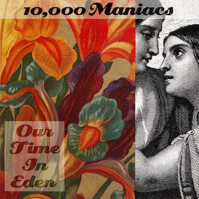 10 000 MANIACS Our Time In Eden LP Vinyl NEW