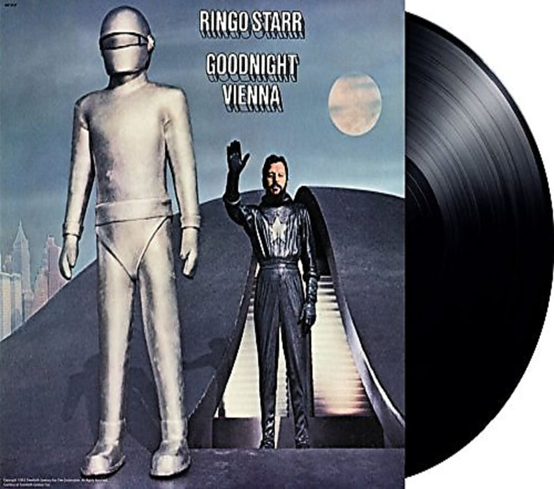 RINGO STARR Goodnight Vienna LP Vinyl NEW 2018