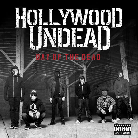 HOLLYWOOD UNDEAD DAY OF THE DEAD LP VINYL NEW 33RPM 2015 DELUXE