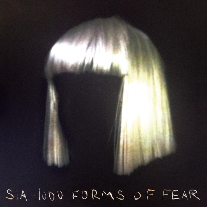 SIA 1000 Forms Of Fear LP Vinyl 2014