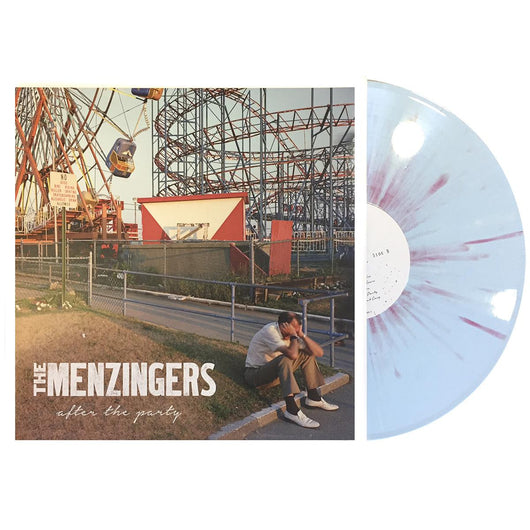 THE MEZINGERS After The Party LP Vinyl NEW Indies Only Limited Coloured