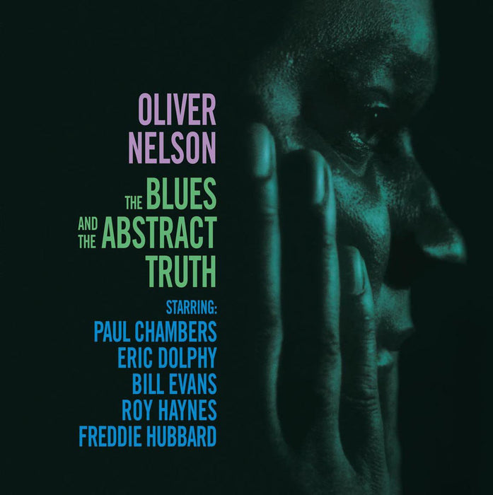OLIVER NELSON Blues Abstract Truth LP Vinyl NEW 2015 Blues Jazz