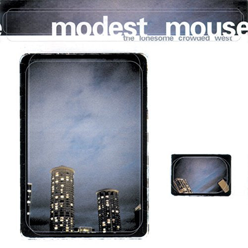 MODEST MOUSE THE LONESOME CROWDED WENT DOUBLE LP VINYL 33RPM NEW