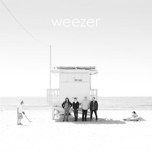 WEEZER WHITE ALBUM LP VINYL NEW 33RPM