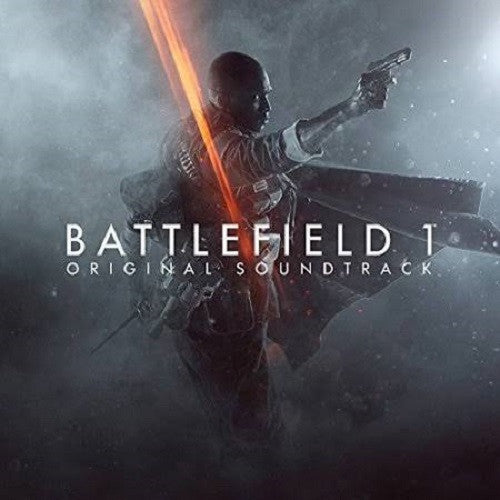 EA Games Battlefield 1 Soundtrack LP Vinyl NEW 2017 Deluxe Edition Poster