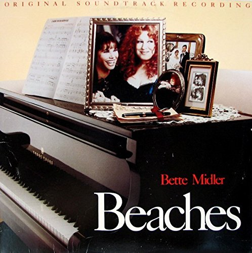 BETTE MIDLER Beaches Soundtrack VINYL LP NEW 2018