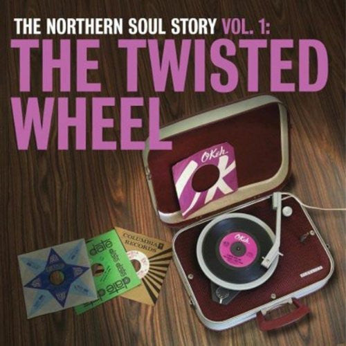 NORTHERN SOUL STORY Vol 1 Twisted Wheel DOUBLE LP Reissue Vinyl NEW 2016