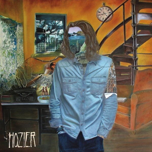 HOZIER HOZIER LP VINYL NEW 2014 2LP & CD INCLUDED GATEFOLD 33RPM