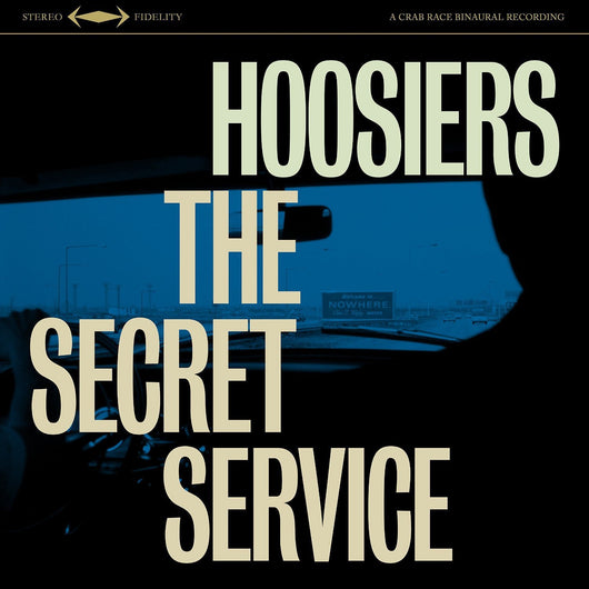 HOOSIERS SECRET SERVICE LP VINYL NEW 33RPM