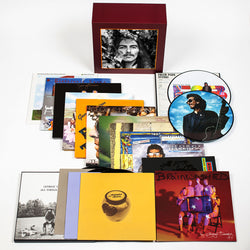 GEORGE HARRISON Complete Collection LP Vinyl 180g Box Set NEW 2017