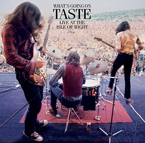TASTE WHAT'S GOING ON LIVE AT ISLE OF WIGHT LP VINYL NEW 33RPM