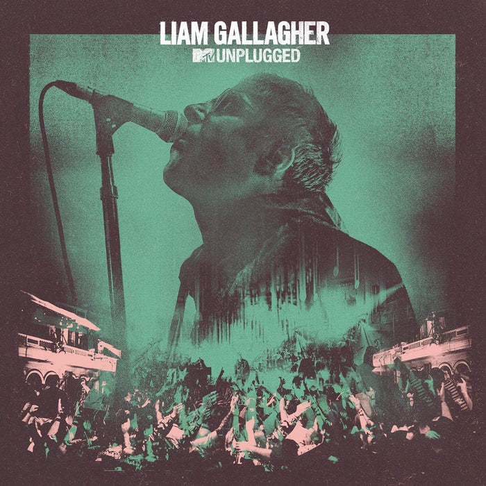 Liam Gallagher MTV Unplugged Limited Edition Vinyl LP 2020