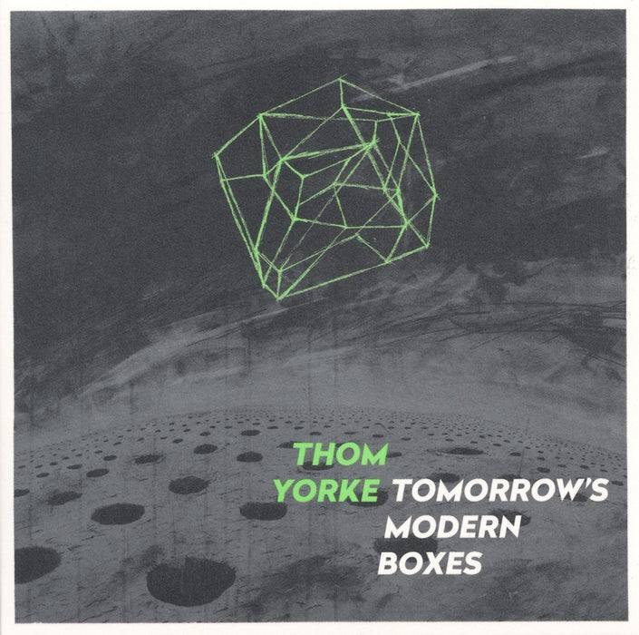 THOM YORKE Tomorrow Modern Boxes LP White Vinyl