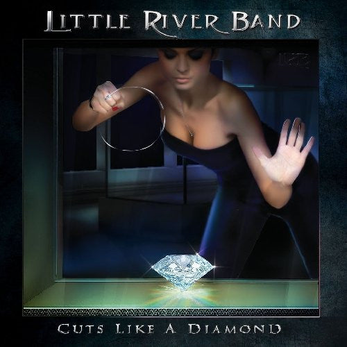 LITTLE RIVER BAND CUTS LIKE A DIAMOND 2014 LP VINYL NEW 33RPM