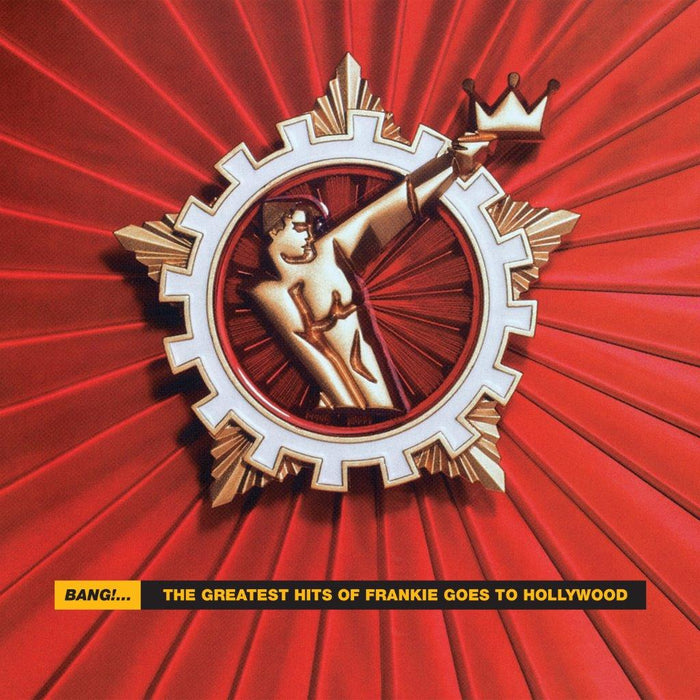 Frankie Goes To Hollywood Bang! - The Best Of Vinyl LP 2020