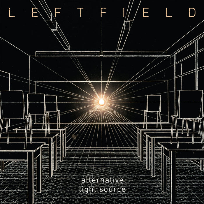 LEFTFIELD ALTERNATIVE LIGHT SOURCE DOUBLE LP VINYL 33RPM NEW