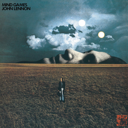JOHN LENNON MIND GAMES LP VINYL NEW 33RPM