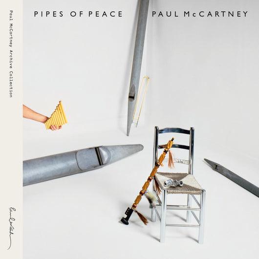PAUL MCCARTNEY PIPES OF PEACE LP VINYL NEW 33RPM