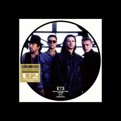U2 Red Hill Mining Town 2017 Mix 12' Picture Disc RSD 2017