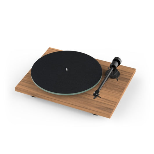 Pro-Ject T1 BT Walnut Turntable