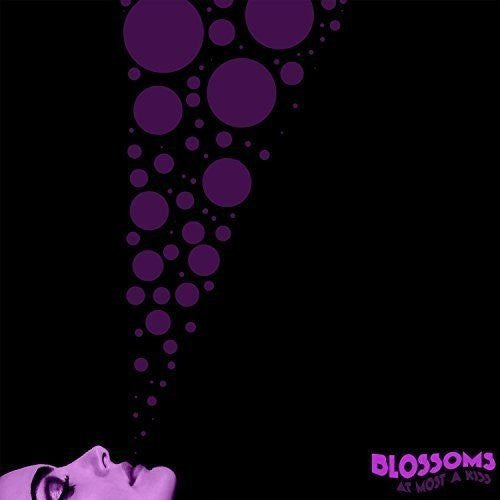 "BLOSSOMS At Most A Kiss 10"" Single EP Vinyl NEW 2015"