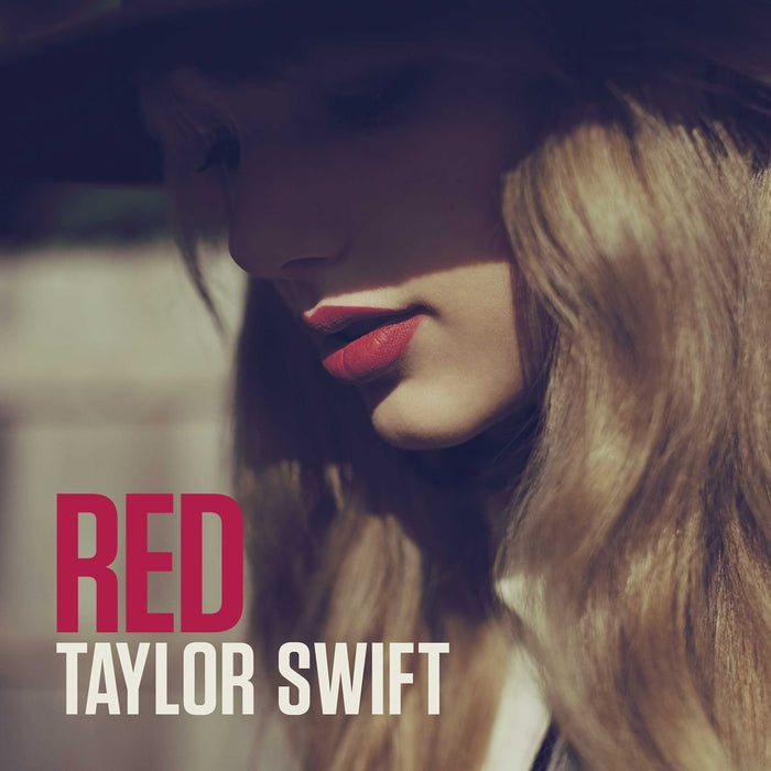 Taylor Swift - Red Vinyl LP 2016