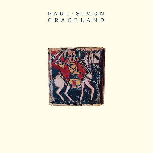 PAUL SIMON Graceland LP Vinyl NEW 2012