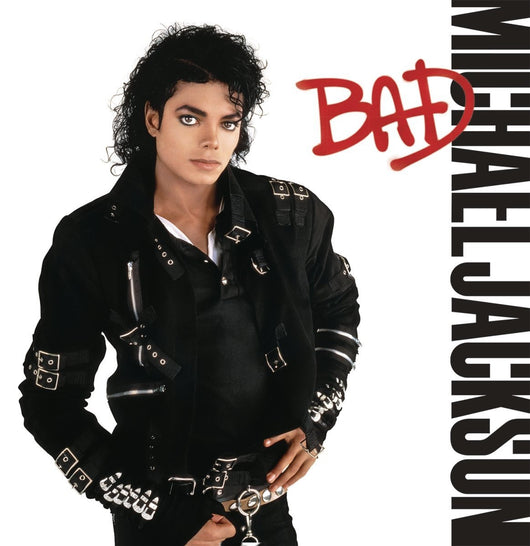 MICHAEL JACKSON Bad Reissue LP Vinyl NEW 2016