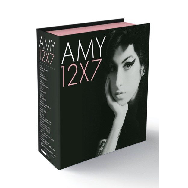 "Amy Winehouse The Singles Collection 7"" Vinyl Boxset"