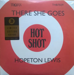 Hopeton Lewis / Vin Gordon & The Supersonics There She Goes 7