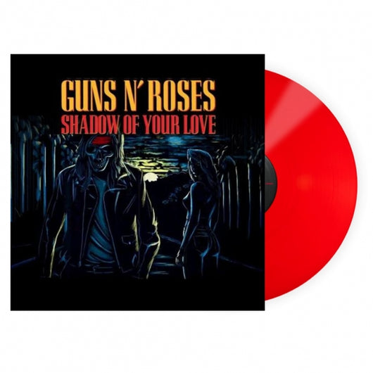 Guns N' Roses Shadow Of Your Love Red 7