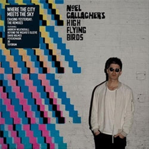 NOEL GALLAGHER'S HIGH FLYING BIRDS WHERE THE CITY MEETS THE SKY LP VINYL NEW LTD