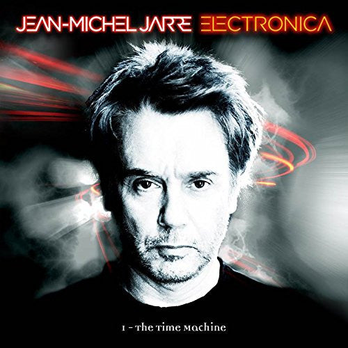 JEAN MICHEL JARRE ELECTRONICA PART 1 LP VINYL NEW 33RPM