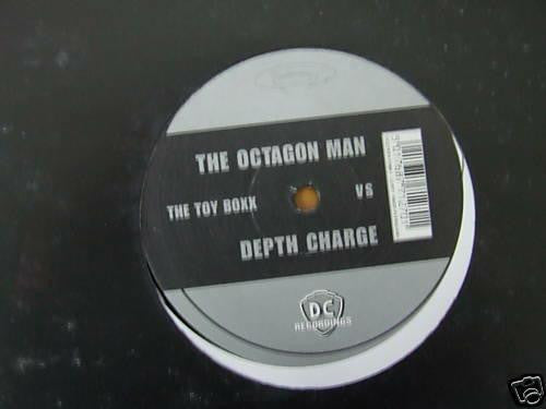 Depth Charge Vs Octagon Man - Toy Boxx [2000] Trip Hop 12'' Vinyl Brand New
