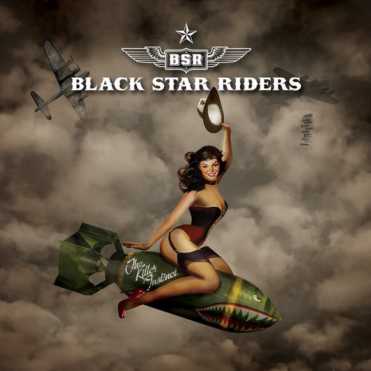 BLACK STAR RIDERS The Killer Instinct LP Vinyl NEW 2015 Ltd Ed Gatefold