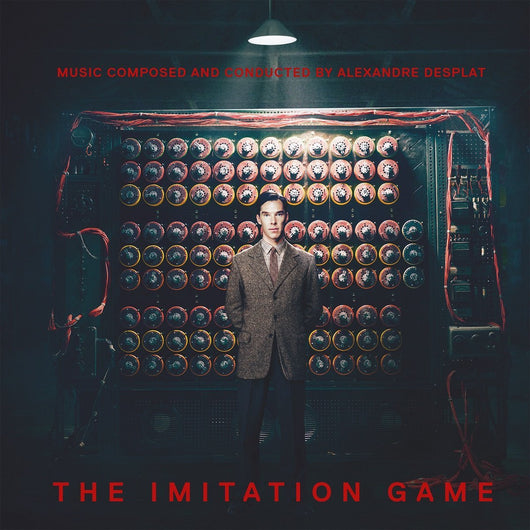 IMITATION GAME SOUNDTRACK LP VINYL NEW 33RPM