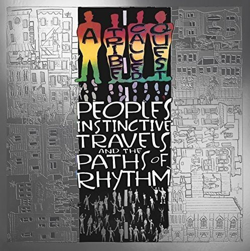 TRIBE CALLED QUEST Peoples Instinctive Travels Paths Of Rhythm LP Vinyl NEW 2015