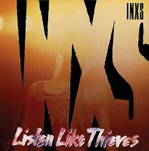 INXS Listen Like Thieves Vinyl LP NEW