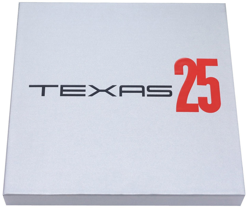 Texas 25 Super Deluxe Vinyl Box Set 2015