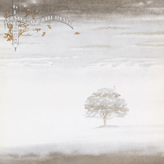 GENESIS Wind And Wuthering LP Vinyl NEW