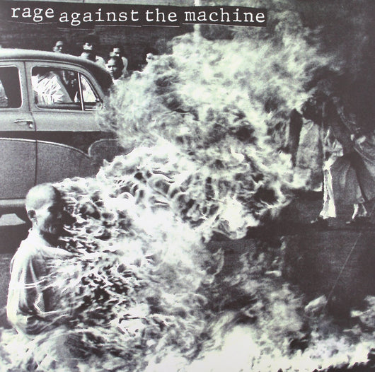 RAGE AGAINST THE MACHINE Rage Against The Machine LP Vinyl NEW