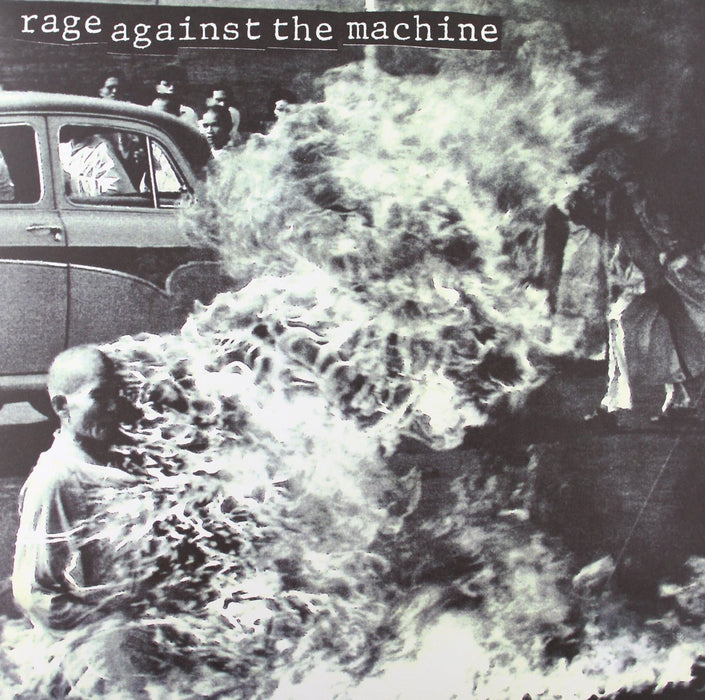 Rage Against The Machine RATM (Self Titled) LP Vinyl Reissue 2015