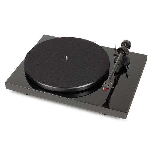 Pro-ject Debut Carbon Piano Black Turntable