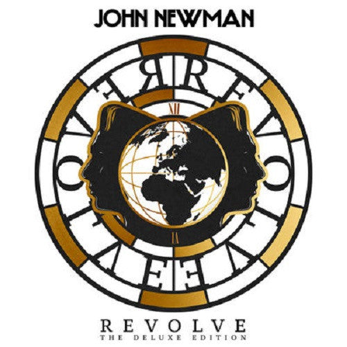 JOHN NEWMAN REVOLVE LP VINYL NEW 180GM 33RPM